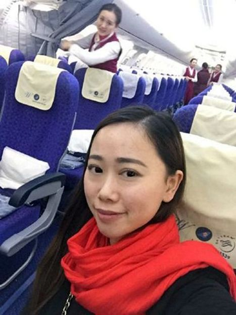 Woman is only person on a commercial flight after all other passengers fail to turn up. | Quite Interesting News | Scoop.it