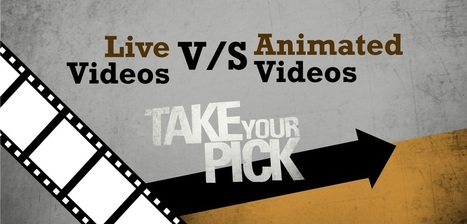 Live Videos or Animated Explainer Videos? Take your Pick - PitchWorc | Presentation Design Services and Character Animation Video | Scoop.it