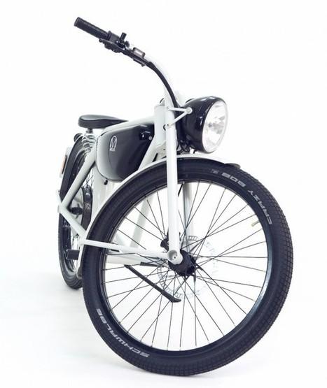 Bike-Like Electric Moped | laurent | Scoop.it