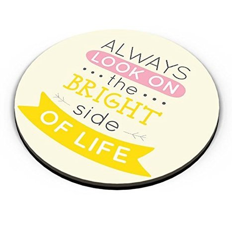 Always Look On The Bright Side Of Life Fridge Magnet  | Latest Best Punjabi Bollywood Songs Djpunjab Music Mp3 Hindi Songs | Scoop.it