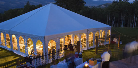 Marquee Hire - How to Choose a Party Tent   Holland Party Hire   Scoop.it
