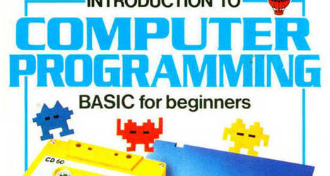 Ready for a nostalgia kick? Usborne has put its old computer books on the web for free | CLOVER ENTERPRISES ''THE ENTERTAINMENT OF CHOICE'' | Scoop.it