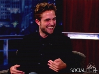 4 Things We Learned About Robert Pattinson On 'Jimmy Kimmel Live' [PHOTOS & VIDEO] | JIMIPARADISE! | Scoop.it