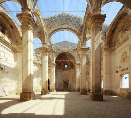 Ferran Vizoso Rehabs Church Destroyed In Spanish Civil War | The Architecture of the City | Scoop.it