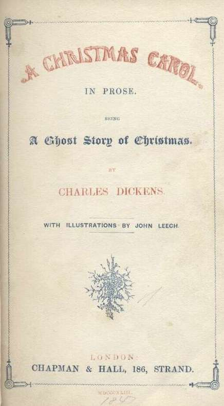 A Christmas Carol, by Charles Dickens | Christmas Readings | Scoop.it