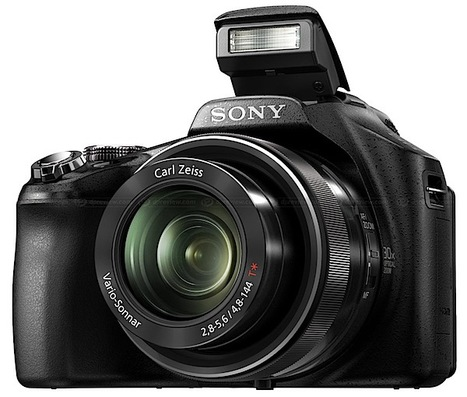 Sony Cybershot DSC-HX100V Review   Everything Photographic   Scoop.it