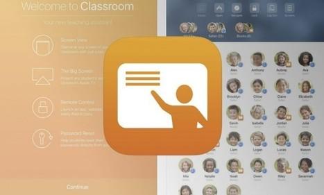 En Classe, la nouvelle app Apple éducation pour iPad est dispo | Slice42 | Patrick ROYER - NETEC | Scoop.it