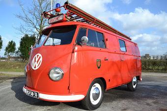 vw bus: Volkswagen T1 kastenwagen, T1 Feuherwher | Volkswagen T1 | Scoop.it