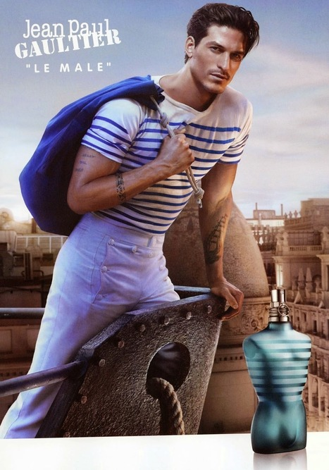 Jarrod Scott è le Male by Jean Paul GAULTIER! - JHP by Jimi Paradise™ | FASHION & LIFESTYLE! | Scoop.it