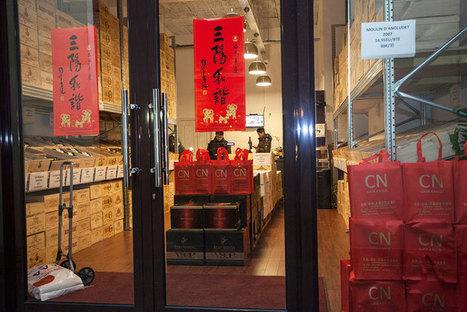 A Paris, le boum des cavistes chinois - StreetPress.com | Pôle compétences ESCE | Scoop.it