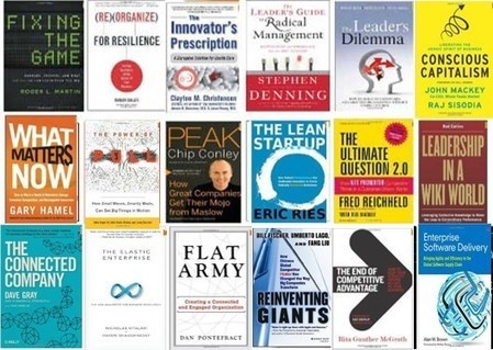 The Best New Books On The Creative Economy | Leadership Training | Scoop.it