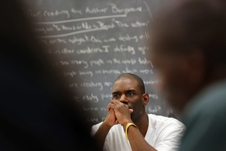 Prison Program Turns Inmates Into Intellectuals | Digital literacies for incarcerated students | Scoop.it