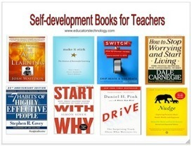 Over 50 Wonderful Books for Teachers and Educators ~ Educational Technology and Mobile Learning | TEFL & Ed Tech | Scoop.it