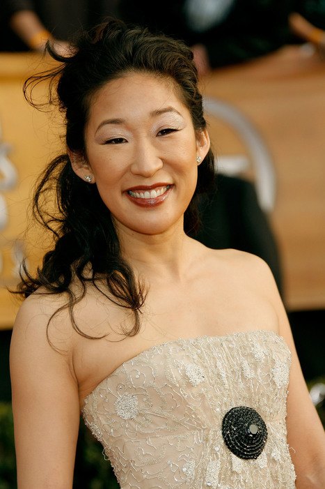 Sandra Oh The Goree Girls | Sandra Oh Photos | FanPhobia - Celebrities Database | Celebrities and there News | Scoop.it