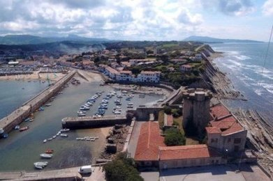 Socoa : un port de plaisance au pied du fort!! | Immobilier au Pays Basque | Scoop.it