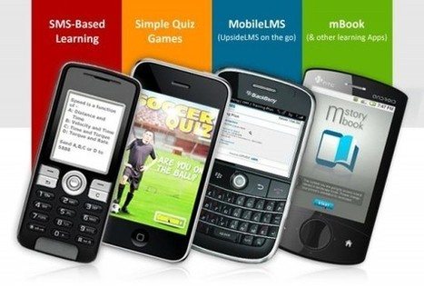 6 Emerging Trends in Education and Mobile Learning | Café puntocom Leche | Scoop.it