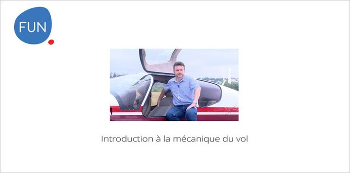 Le MOOC Avion - Introduction à la mécanique du vol à partir du 25 janvier | MOOC Francophone | Scoop.it