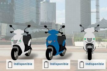 "Autopartage : Vinci et CityScoot proposent la location de scooters électriques | ""green business"" 