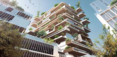 Immeubles, pièces de voitures, cosmétiques... le bois envahit nos vies | CODIFAB | Scoop.it
