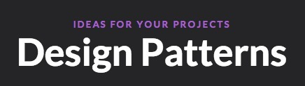 Design Patterns on CodePen | Web UX Links | Scoop.it