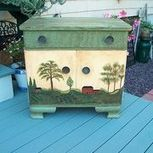Ideas for Furniture Painting & Stencils | Crafts to Try | Scoop.it