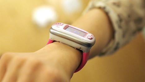 LeapBand: la mascota virtual que incentiva a los niños a hacer ejercicio | Internacionales | Sobre 2.0 | Scoop.it
