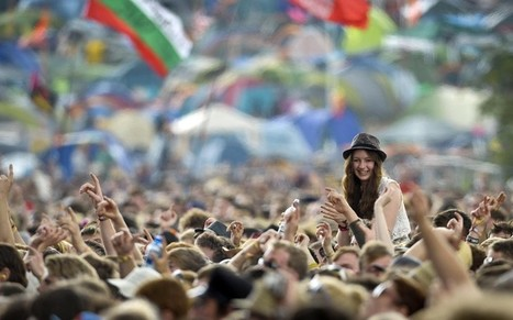 Celebrities on their first music festival - Telegraph.co.uk   MAHMOUD  STAR STEEL MILLS.AFGHANISTAN   Scoop.it