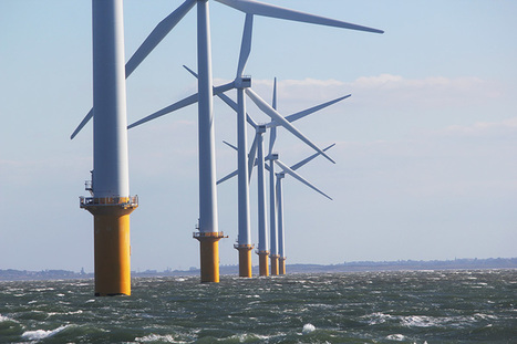 For European Wind Industry, Offshore Projects Are Booming by Christian Schwägerl: Yale Environment 360 | Sustain Our Earth | Scoop.it