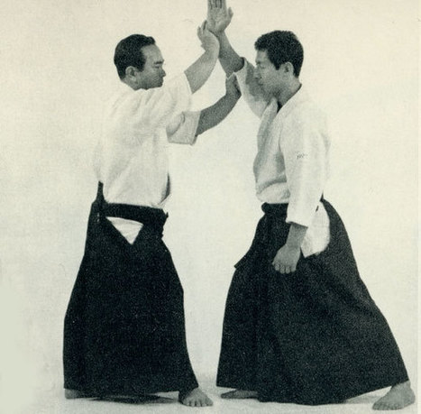 """How Koichi Tohei intercepted Shomenuchi attacks"" by David Misumi 