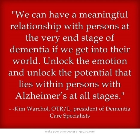 Alzheimer's & Dementia | Alzheimer's and Dementia Care | Scoop.it