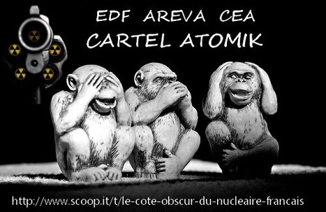 EDF AREVA CEA : Cartel Atomique | nucléaire | Scoop.it