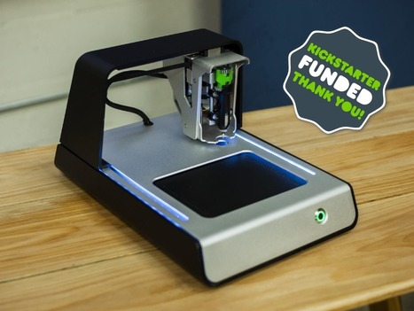Voltera:  Your Circuit Board Prototyping Machine | mobile fablabs | Scoop.it