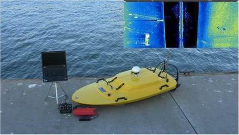 Tritech StarFish for Z-Boat 1800 | Ocean Science | Scoop.it