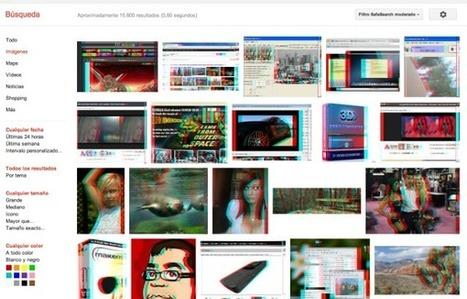 Convierte en 3D las imágenes de la web gracias a la extensión para Chrome 3Dnator | Cajón de sastre Web 2.0 | Scoop.it