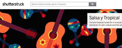 Shutterstock branches out into music with a simple license of $49 per track | Technological Sparks | Scoop.it