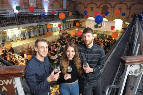 Indy Man Beer Con: Thousands join craft ale revolution at Victoria Baths | International Beer News | Scoop.it