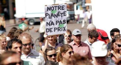 La marche pour le climat brave l'interdiction | La lettre de Toulouse | Scoop.it