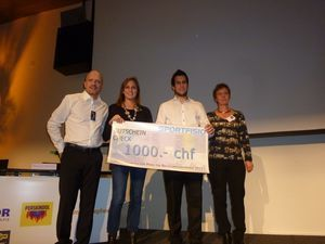 Prix scientifique en physiothérapie du sport   HES-SO Valais-Wallis   Scoop.it