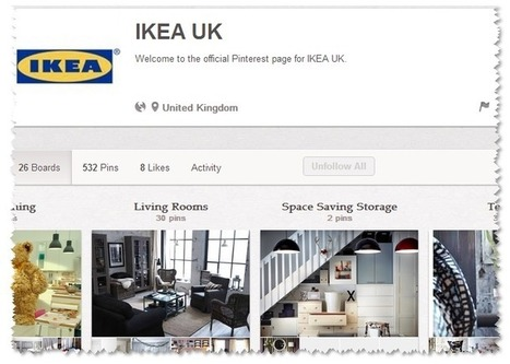 Ikea UK pops on Pinterest | Intranet Future | Public Relations & Social Media Insight | Scoop.it