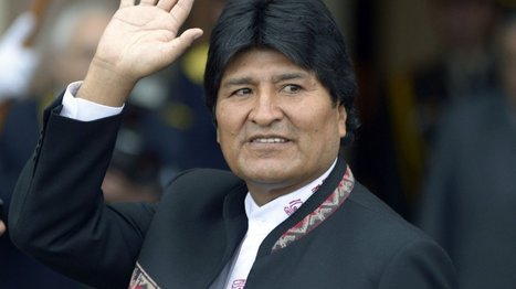 #Bolivia In 'Victory For Anti-Imperialists,' Evo Morales Wins Third Term | News in english | Scoop.it