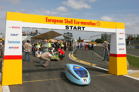 Eco Marathon Shell : des records pour la mobilité du futur | DREAMBOW | Scoop.it