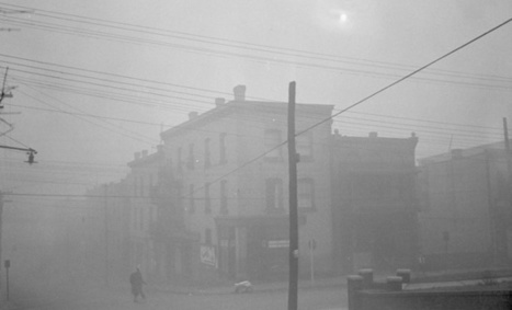 U.S. once had air pollution to match China's today | Daily Crew | Scoop.it