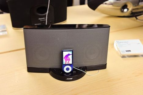 Apple has removed all Bose products from its stores | Tech | Scoop.it