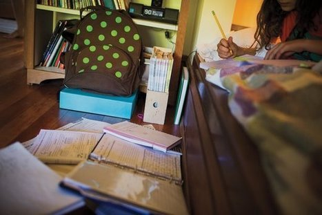 My Daughter's Homework Is Killing Me | Human Geography | Scoop.it