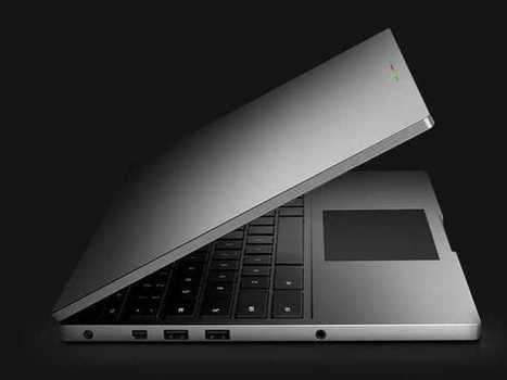 Google's New Laptop Can't Compete With The MacBook Air | Apple Mac info | Scoop.it