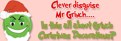 Grinch Christmas Decorations and Ornaments. Powered by RebelMouse | Home And Family | Scoop.it