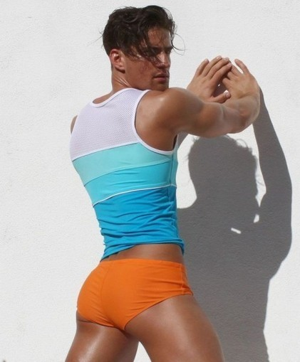 Logan Swiecki-Taylor: Rufskin Swimwear  Collecion 2013 | QUEERWORLD! | Scoop.it