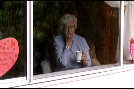 Famous Comox waving granny gets huge Valentine's surprise | CHEK | This Gives Me Hope | Scoop.it