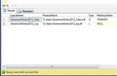 How to read the metadata of back up files - SQL Server Portal | SQL data recovery | Scoop.it