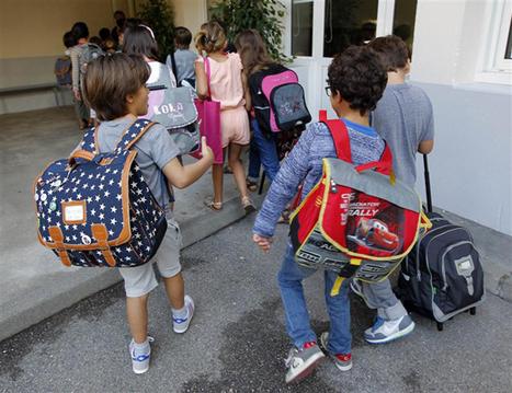 Refondation de l'école : polémique autour l'apprentissage de l ... - RMC.fr   Filles, garçons égalités ?   Scoop.it